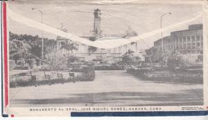 Cuba #C205 on Illustrated Envelope