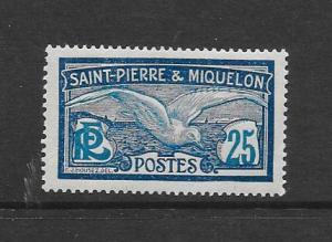 ST PIERRE #88  MLH