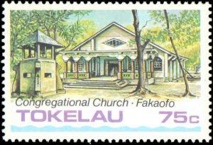 Tokelau #120-125, Complete Set(6), 1985, Never Hinged