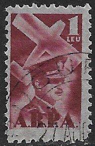 ROMANIA 1931 1L AVIATION FUND REVENUE BFT.4 VFU