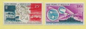 St. Pierre & Miquelon C35-C36