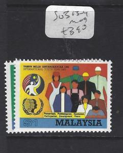 MALAYSIA   (PP0901B)     SG 313-4     MOG