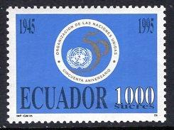 Ecuador (1995) #1371 MNH