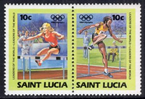 St Lucia 666 MNH VF