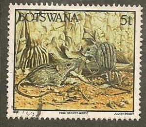 Botswana     Scott  521     Animals, Fauna  Used