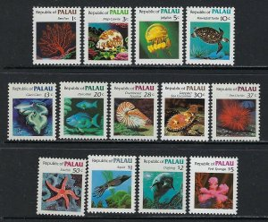 Palau Scott 9-21 Mint Never Hinged VF