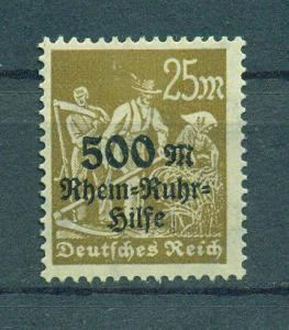 Germany sc# B6 mh cat value $.25