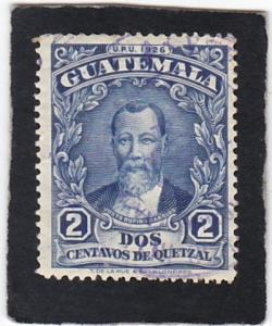 Guatemala,  #  235     used