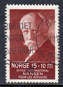 Norway - Scott #B6 - Used - SCV $15