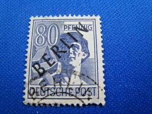 GERMANY - Berlin - SCOTT # 9N15 - Used       (kb)
