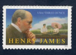 5105 Henry James Three Ounce (.85) Single Mint/nh FREE SHIPPING