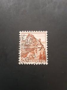 +Switzerland #318         Used