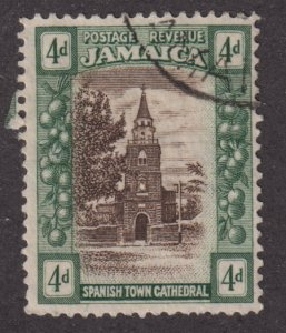 Jamaica 94 Cathedral in Spanish Town 1921
