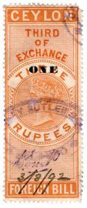 (I.B) Ceylon Revenue : Foreign Bill 1R on 3R OP (Third)