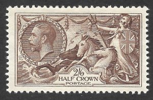 Doyle's_Stamps: MH Well Centered 1934 Scott #222* Britannia Rules the Waves