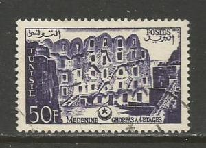 Tunisia  #285  Used  (1956)