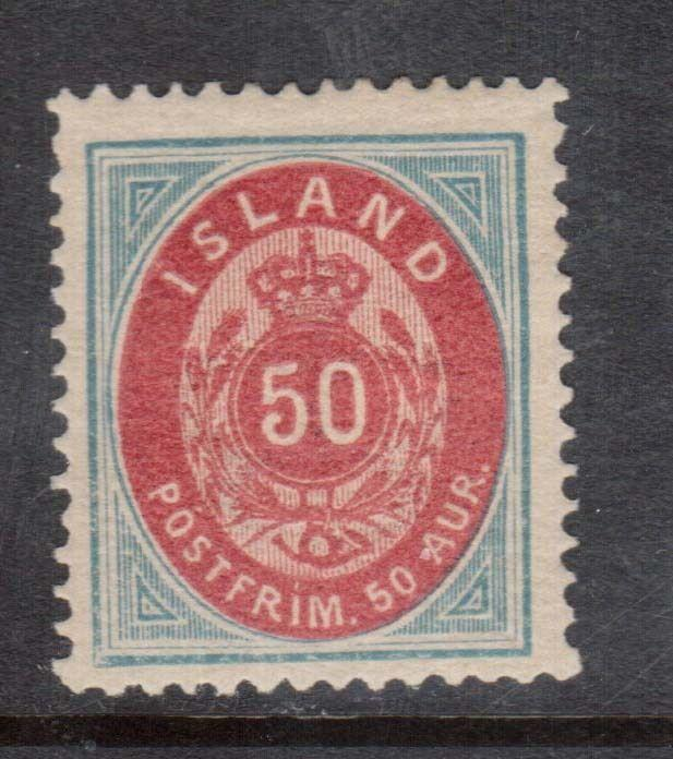 Iceland #19 Mint