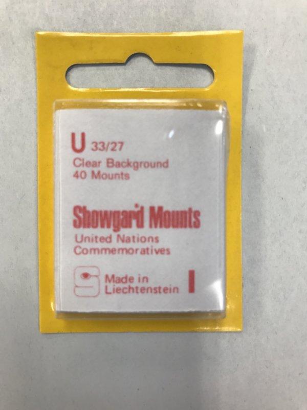 U Showgard Mounts Clear Background - 40 Mounts