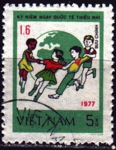 Vietnam. 1980. 1103. International Children's Day. USED.