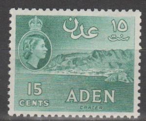 Aden #50 MNH F-VF (ST1926)