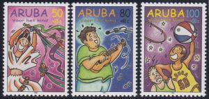 Aruba B54-B55 MNH (1998)