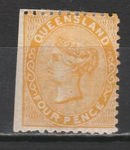 QUEENSLAND 1879 QV 4D