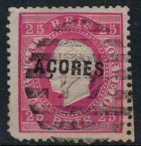 Azores #25  CV $4.25