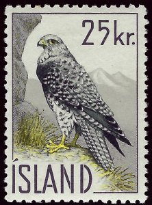 Iceland #323 Mint OG VF Value $17.50...Bid to win!!