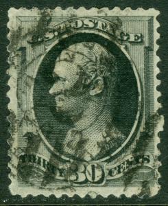 EDW1949SELL : USA 1879 Scott #190 Used. Catalog $90.00.