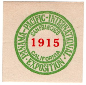 (I.B) US Cinderella : Panama-Pacific Exposition (San Francisco 1915)