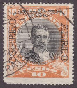 Chile C7 Federico E. Echaurren O/P 1929