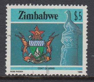 Zimbabwe 514 Used VF