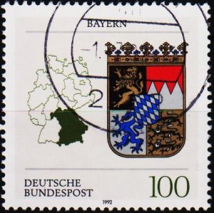 Germany.. 1992 100pf S.G.2448 Fine Used