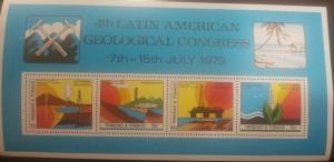 RO) 1979 TRINIDAD AND TOBAGO, OIL, GEOTHERMAL EXPLORATION, HIDROGEOLOGY.