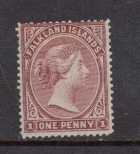 Falkland Islands #1 Mint