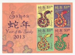 Samoa #1139 MNH  CV $10.50 (K1853L)