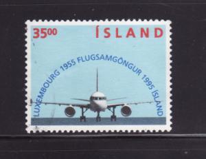 Iceland 807 Set U Plane