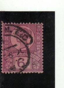 1887 -1892 The 50th Anniversary 	6d	Violet
