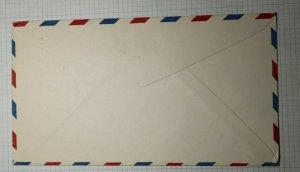 Anniv Of Airmail Bi Plane US 24c Dayton OH Philatelic Cachet Cover 1943