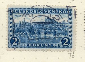 Czechoslovakia 1926-27 Issue Fine Used 2k. NW-148613