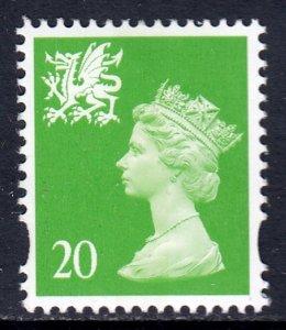 Great Britain (Wales & Monmouthshire) - Scott #WMMH70 - MNH - SCV $1.75