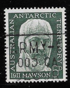 Australian Antarctic Territory Used [3647]