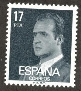 SPAIN Scott 2188 MNH** 1980-84 King Juan Carlos I