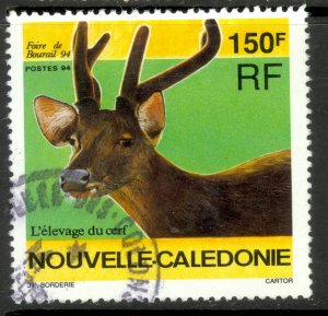 NEW CALEDONIA 1994 STAG Issue Sc 697 VFU