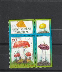 Latvia  Scott#  743  Used