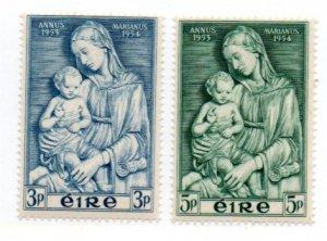 IRELAND 151-2 MH SCV $6.50 BIN $3.25 RELIGION