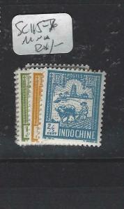 INDOCHINA  (PP1204B)  SC 115-7          MNH