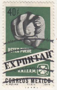 Mexico, Sc # 1057, Used, 1974, Export Promotion