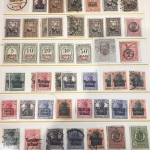 Germany Stamp Collection