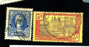 Monaco #90,122 Used FVF Cat$21.50